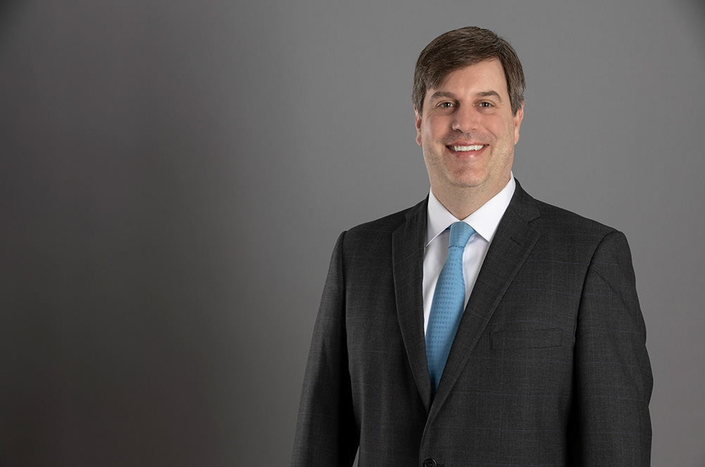 Scott H. Dunnagan, experienced Raleigh litigator